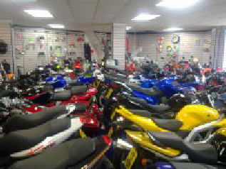 This is a picture of our showroom.